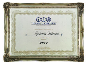 Image of National Association of Experts, Writers and Speakers Certificate