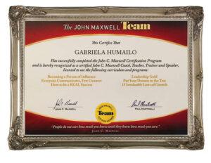 Image of John Maxwell Team Award